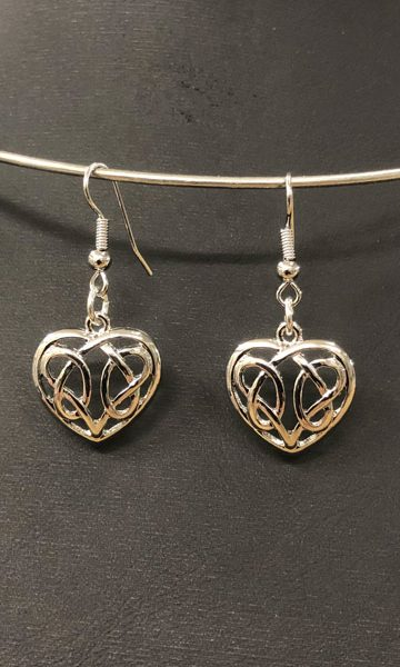 8a10299c9 Celtic Earrings – Carrick Silverware
